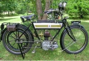 1- 1912 Triumph 3.5 HP