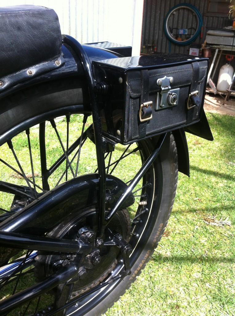 1928 Velocette KCRSS