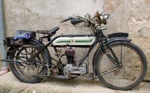 2- 1921 Triumph