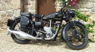 4- 1935 Velocette 350cc MAC