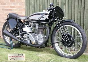 5- 1938 Norton International