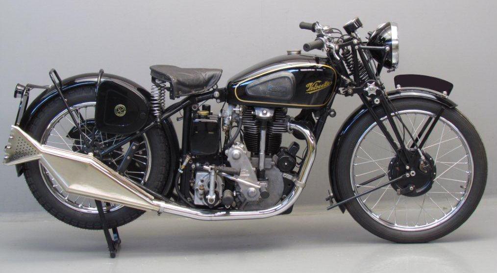 1939 Velocette KSS