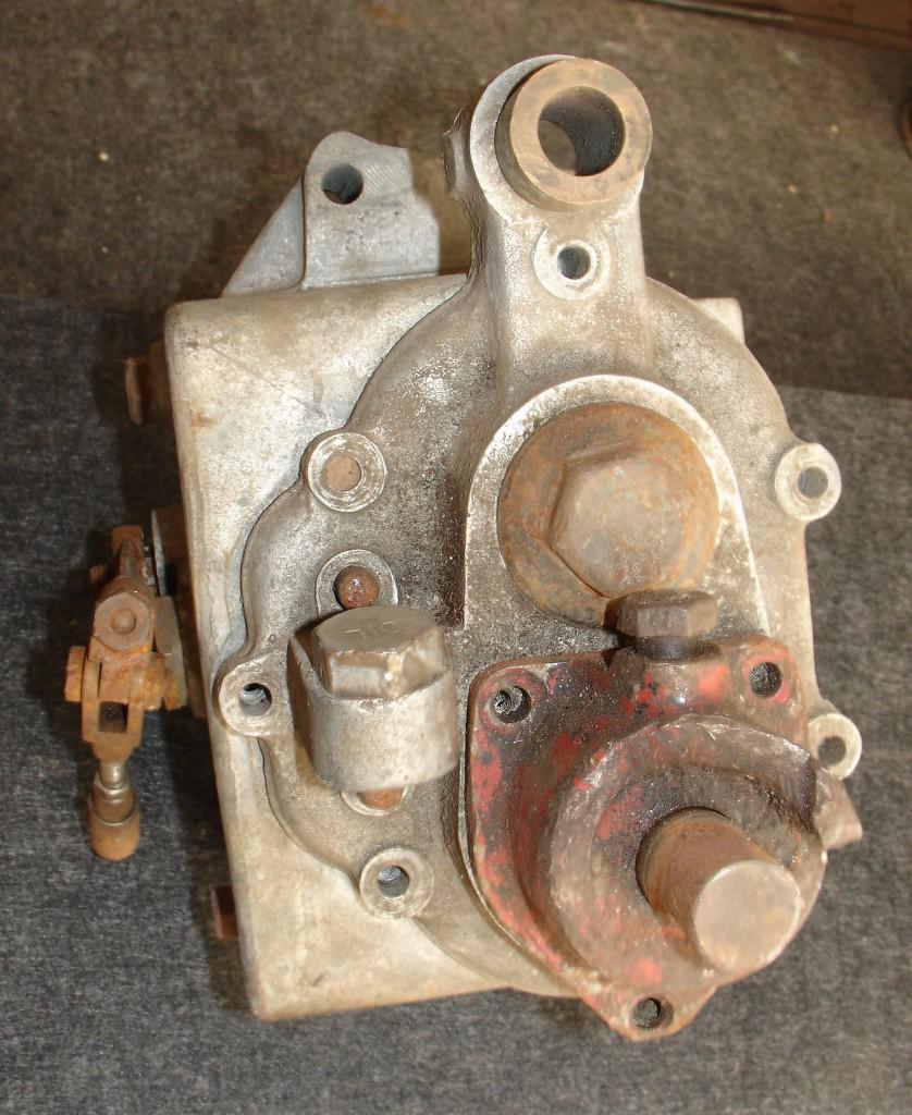Prefix 10 gearbox - kickstart end